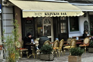 kljukec bar, cafe
