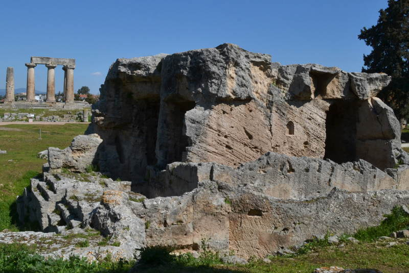 Ancient Corinth: Revisiting Corinthians - Meanderbug