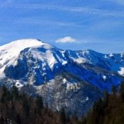 kolasin, mountains, montenegro - Meanderbug