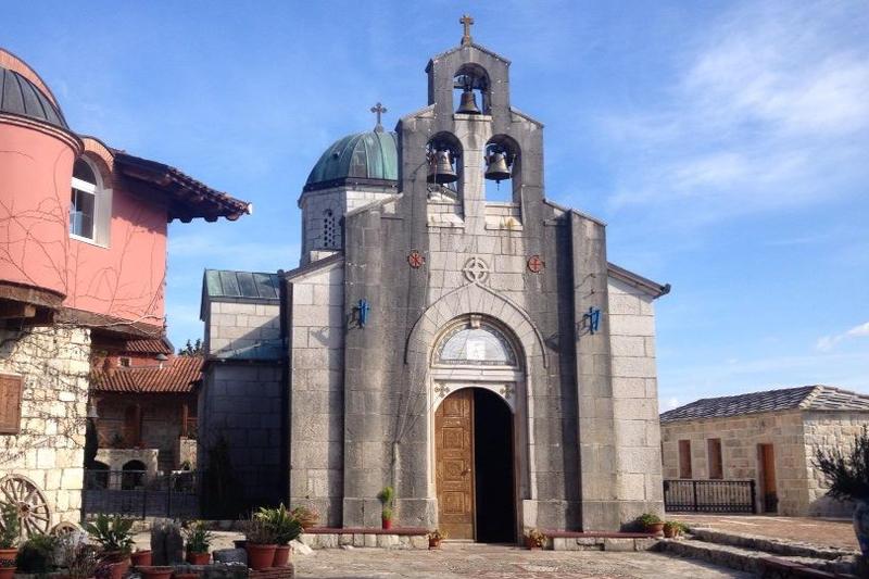 Tvrdos Monastery in Trebinje