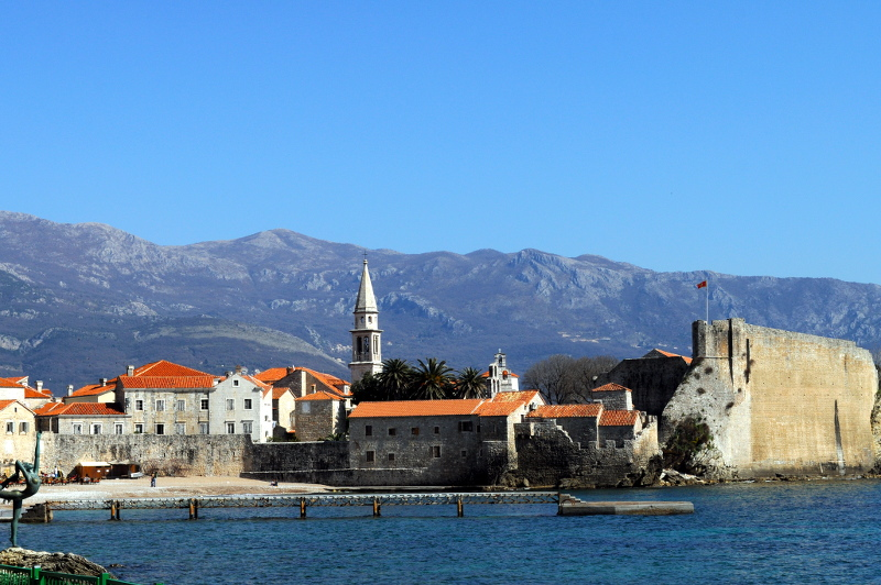 Old Town, Adriatic