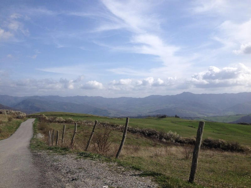 Bicycle touring through Tuscany - Meanderbug