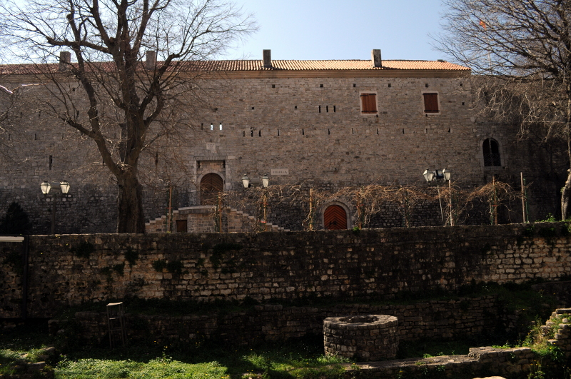 citadel, budva, montenegro - meanderbug
