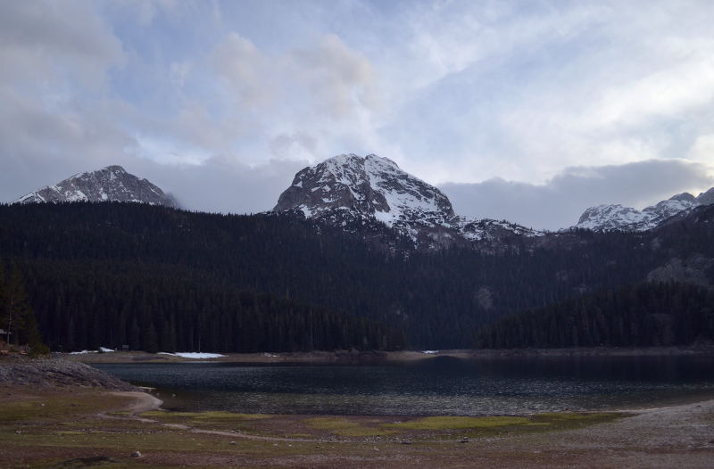 Black Lake at Durmitor National Park