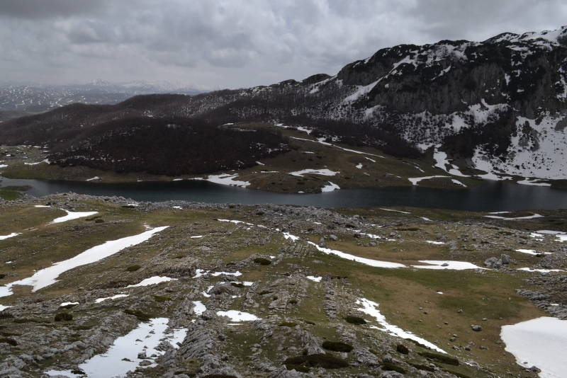 Durmitor rocks–lots and lots of rocks