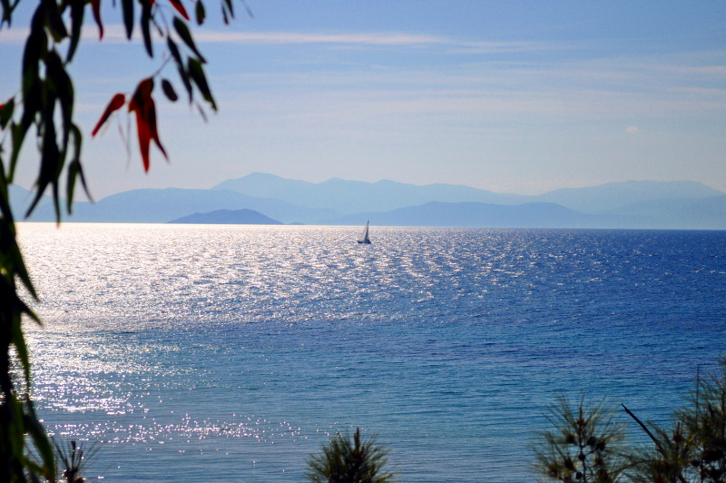 sailing, aegina, greece - meanderbug
