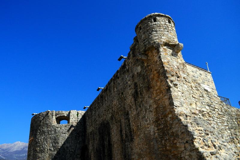 walls, venetian, budva