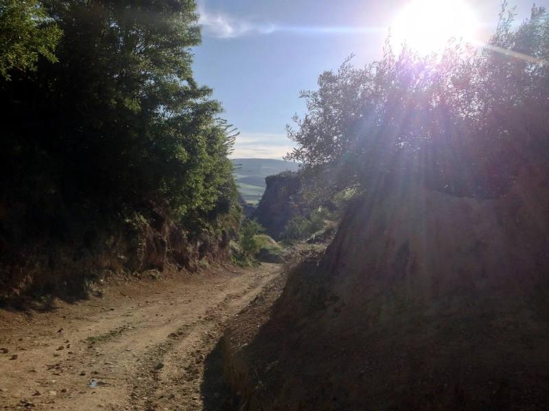 Walking the GR7 in Spain - Meanderbug