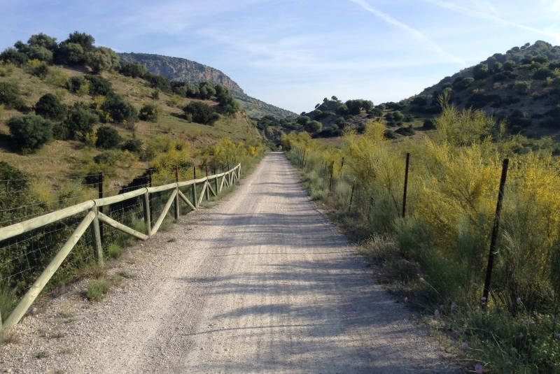 Death of a bicycle tour in Spain - Meanderbug