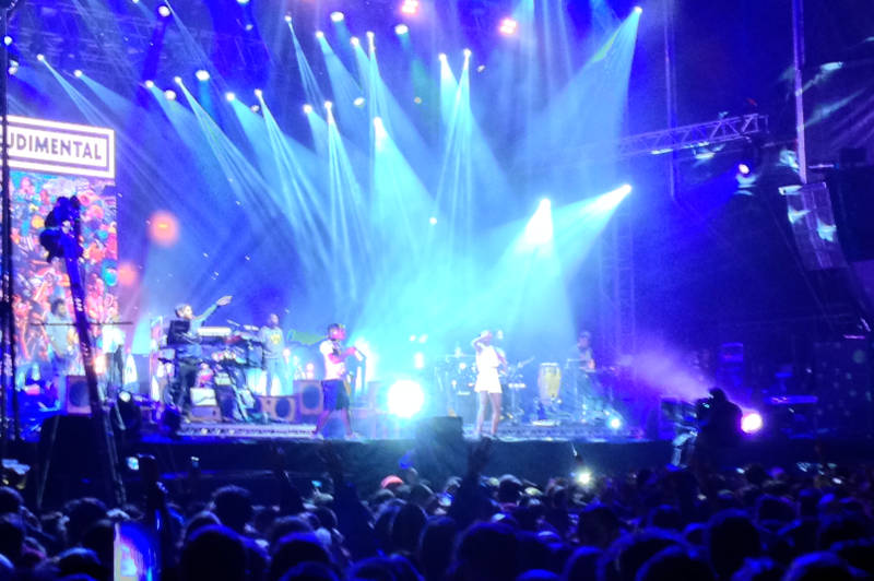 Rudimental at Exit 2014 - meanderbug