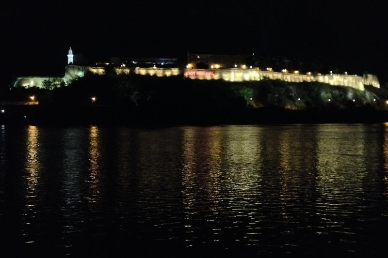 Petrovaradin Fortress on the Danube - meanderbug