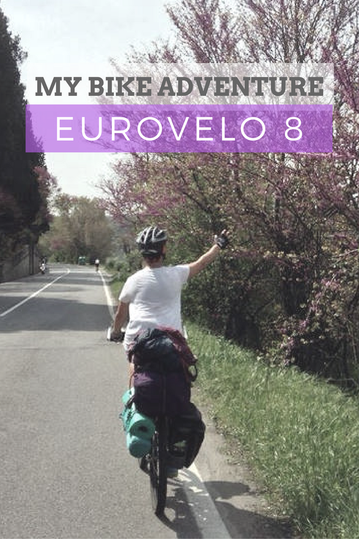 My 3-month bike touring adventure across Europe #eurovelo8