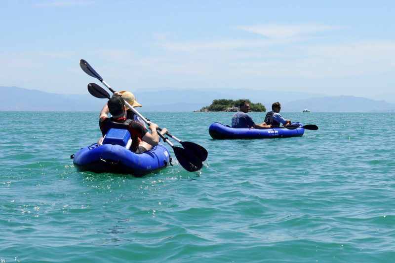 Kayaking Skadar Lake w/ Undiscovered Montenegro - meanderbug