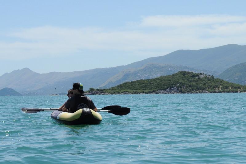 Skadar Lake-Montenegro-Meanderbug