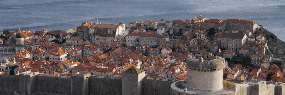 Top travel destinations in Croatia - Dubrovnik aka King's Landing