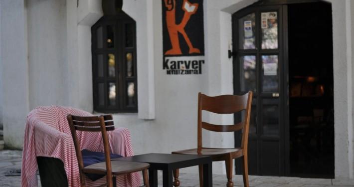 Karver - Podgorica - Montenegro - Meanderbug