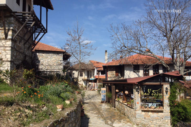 Panteleimonas Village in Greece - meanderbug