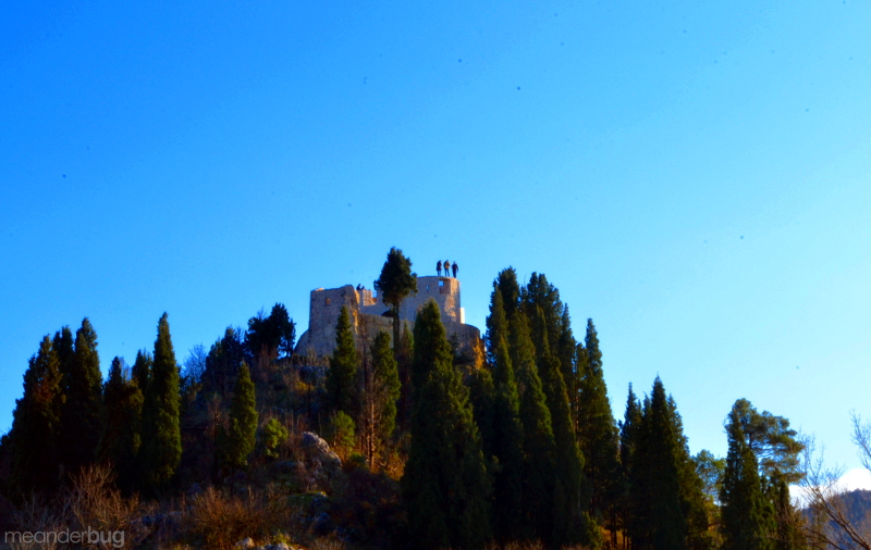 Castle in Virpazar