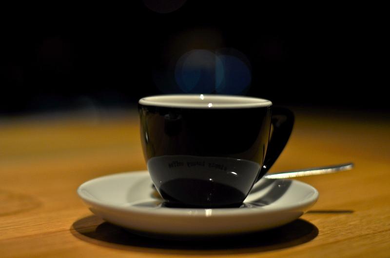 espresso, Eli's Caffe, meanderbug