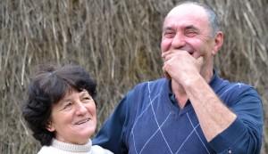 Milun and Maja Bozovic - Montenegro