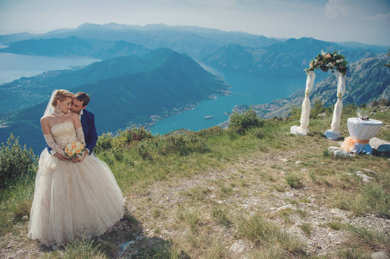 Say I do in Montenegro - photo by Alexander Jaredic