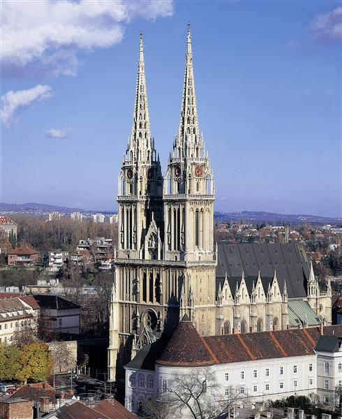 Zagreb_Cathedral