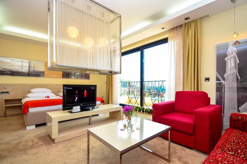 HEC Residence Hotel in Milocer, Montenegro