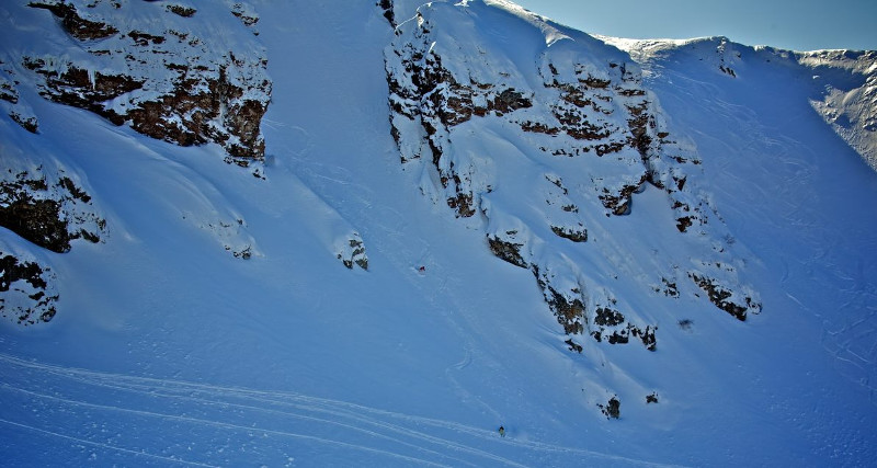 Wicked freeskiing
