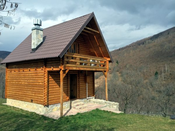 Obradovic 3 Springs Cottage - Meanderbug