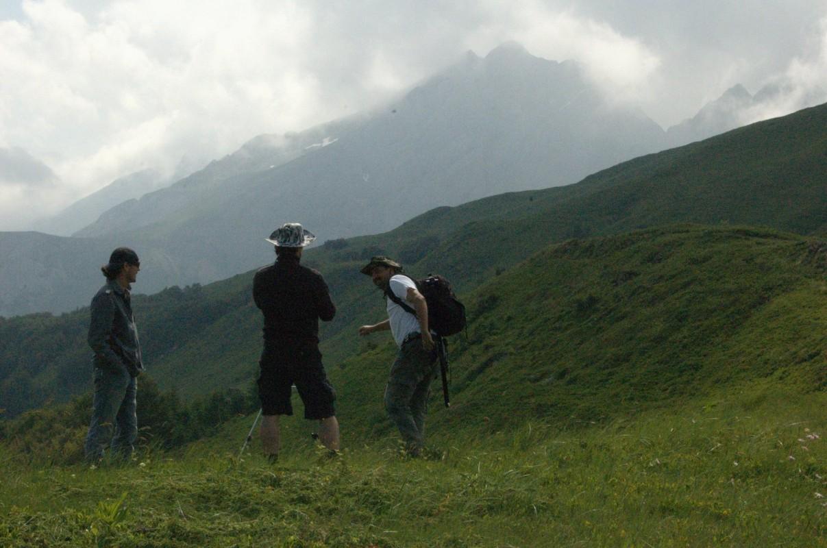 bushcraft mountain adventure 5 days montenegro meanderbug
