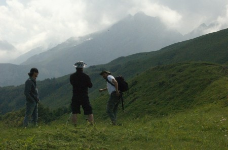 Bushcraft Mountain Adventure