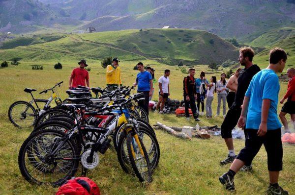Mountain bike rental in Montenegro