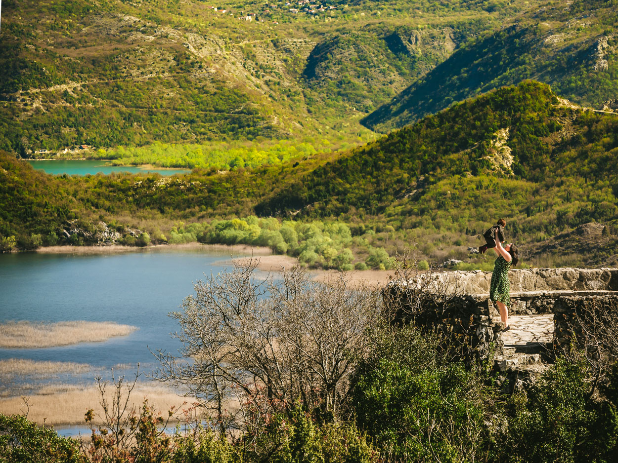 Lake Skadar ideal for family travel