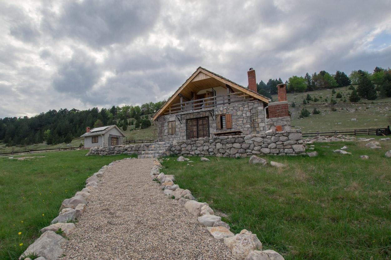 Varda mountain house near mostar bosnia and herzegovina - House in the mountains ...