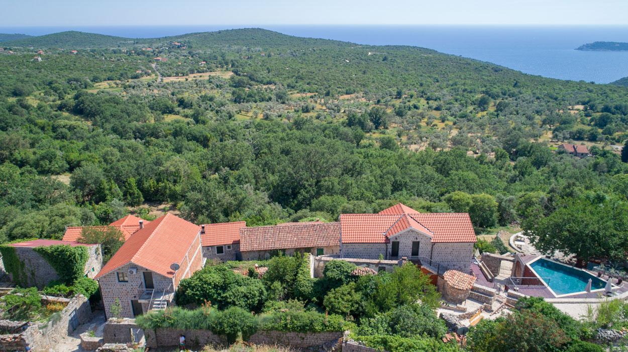 Klinci Village Resort on Lustica – Top View Suite ...