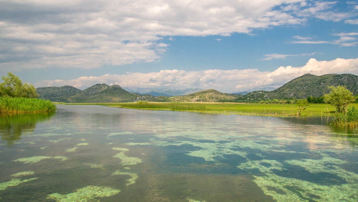 Skadar Lake National Park