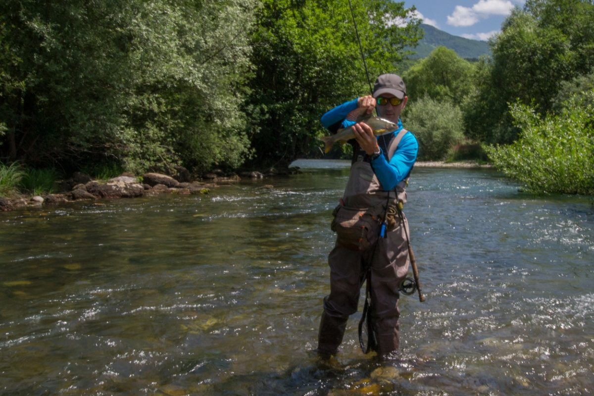 2019 European Fly Fishing Championship