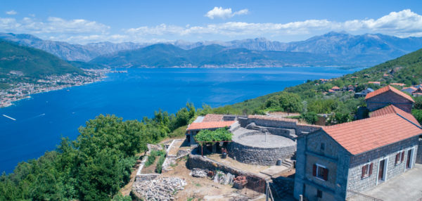 The Old Mill Farm Stay on Lustica, Montenegro