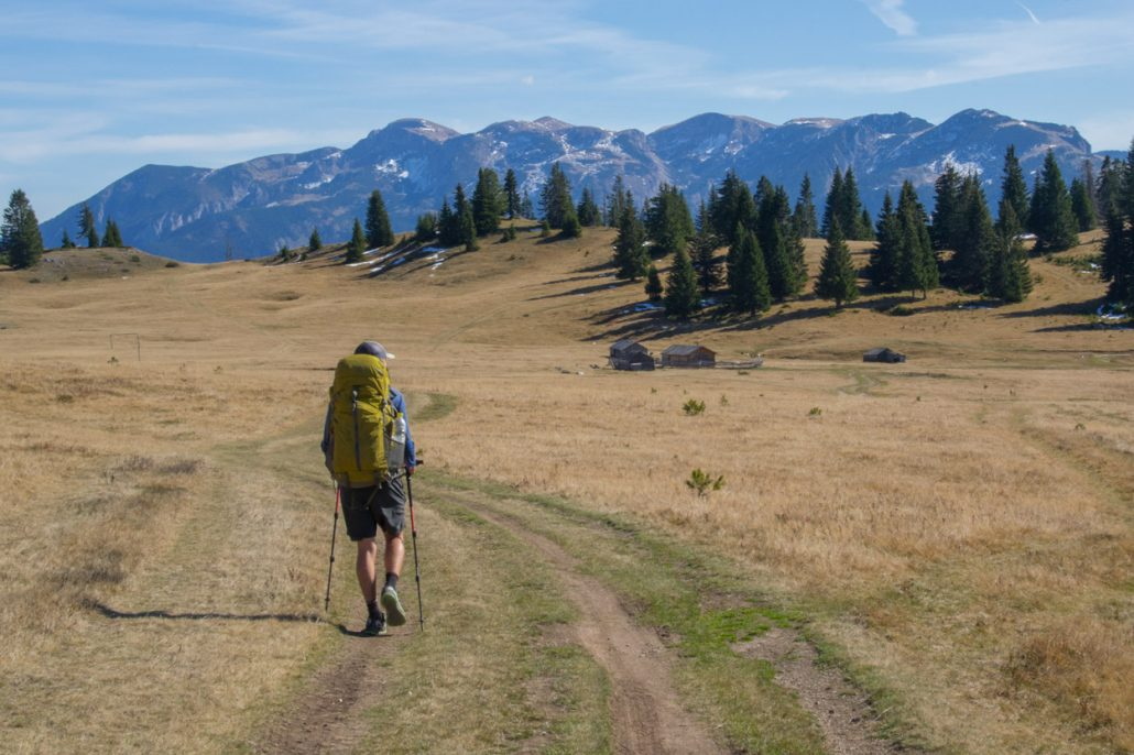Hiking the Katun Road - Hut to Hut Adventure