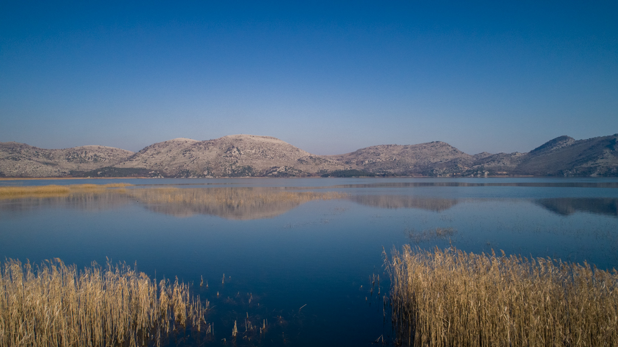 Skadar Lake view from Bobija and Bridje Villages