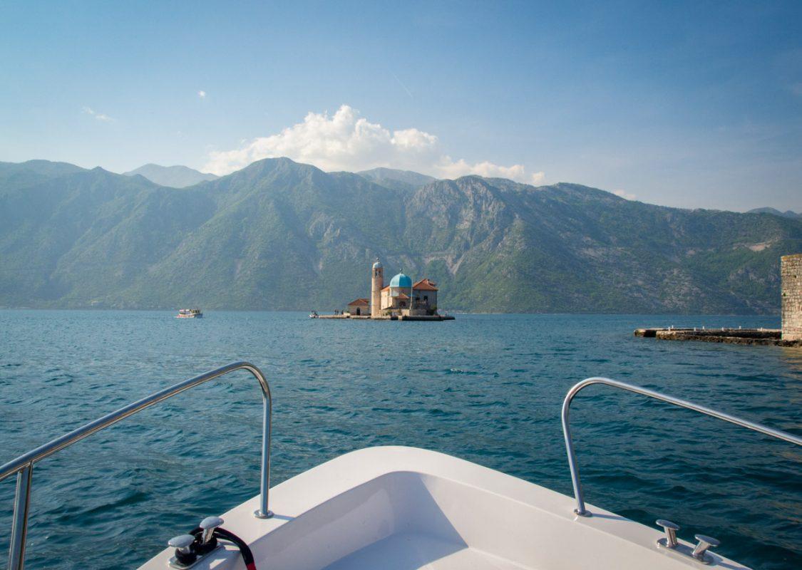 bay of kotor private boat tour montenegro meanderbug