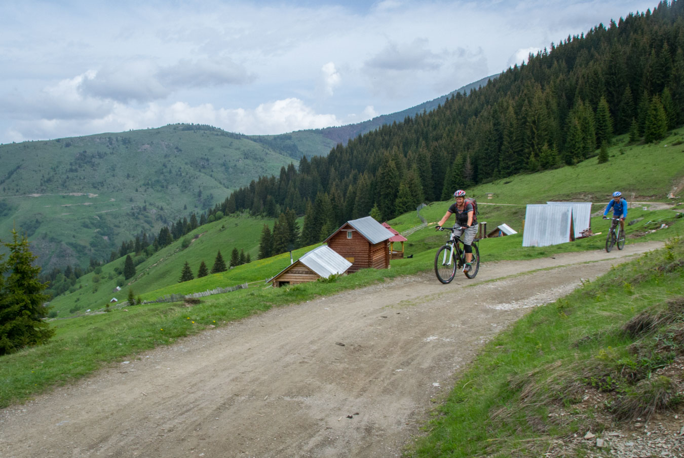 MTB Hut to Hut in Northern Montenegro