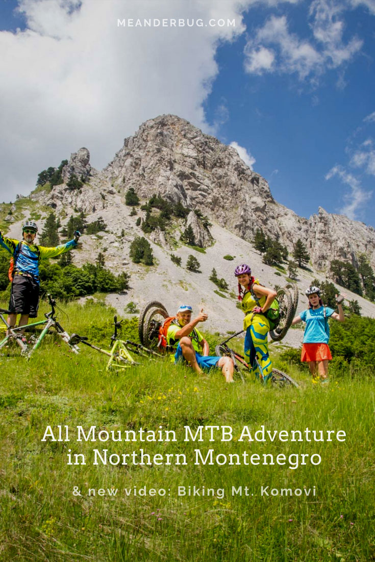 all mountain mtb adventure
