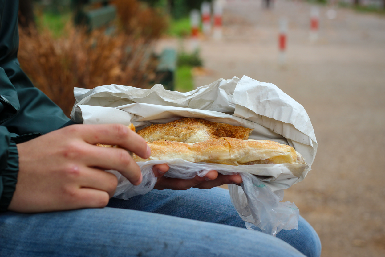 Best burek in Podgorica