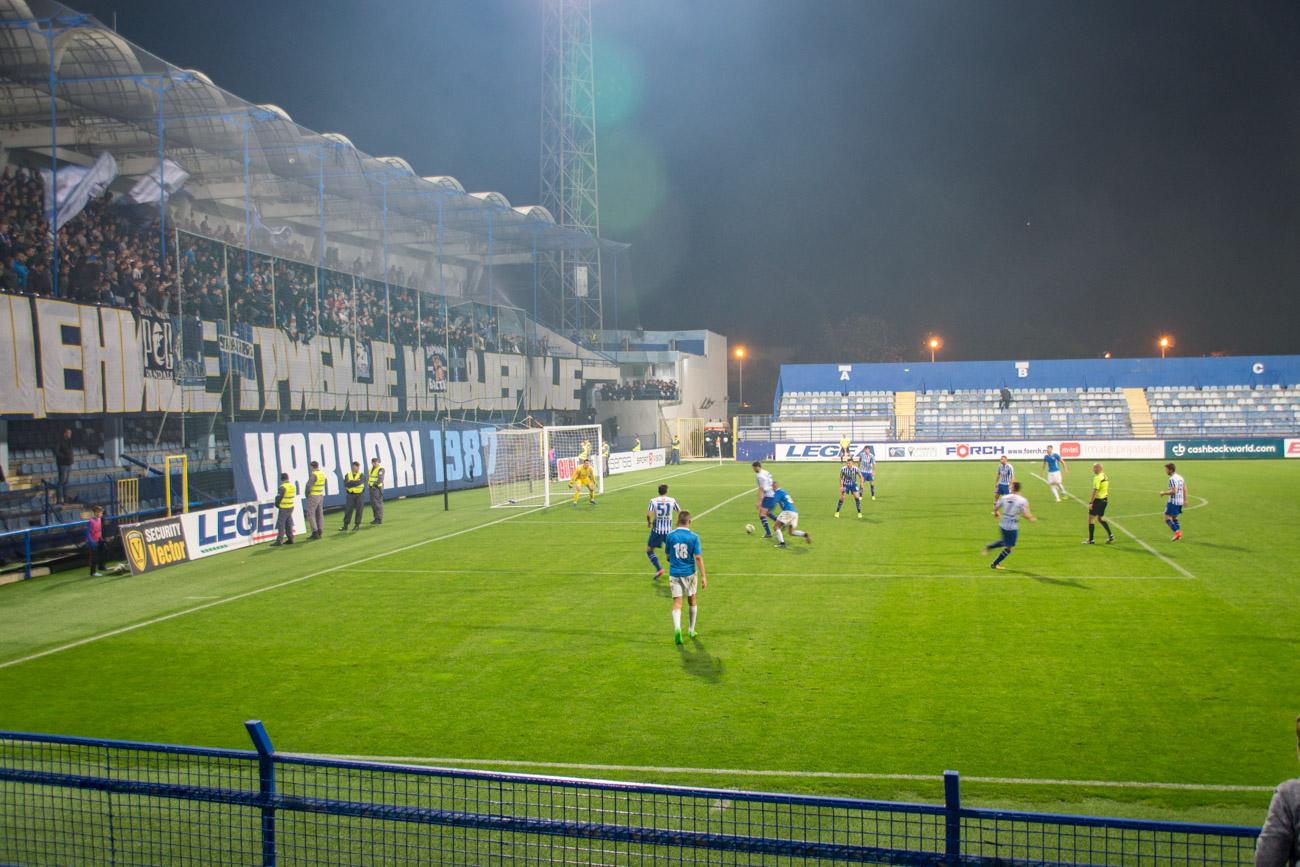 Soccer in Podgorica