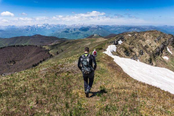 Hut to hut hiking in Biogradska Gora National Park