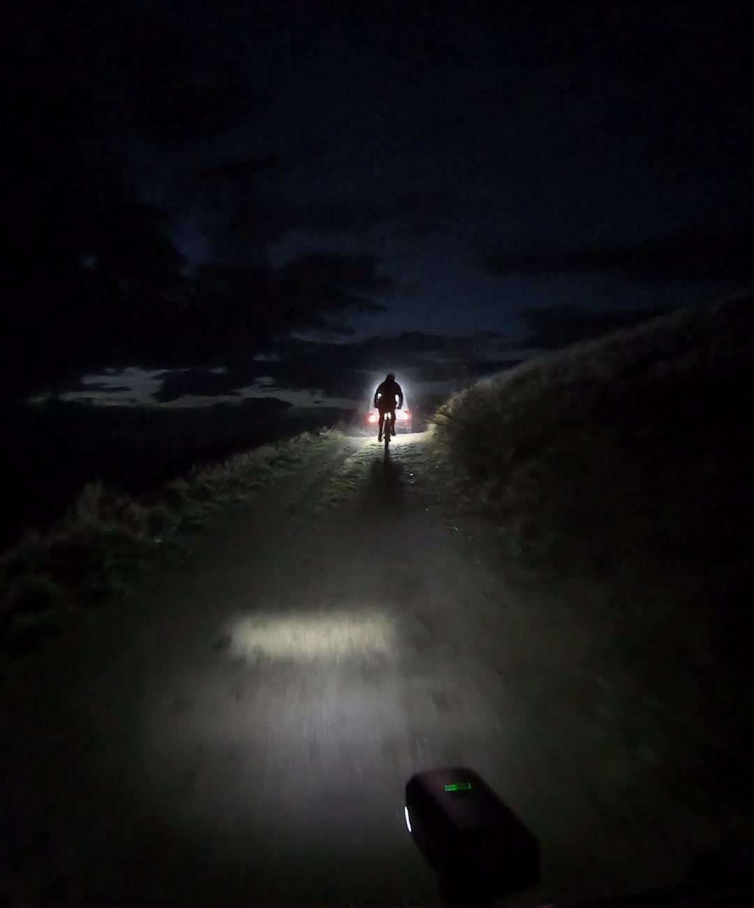 Mountain Biking Trails Near Me Biogradska Gora Night