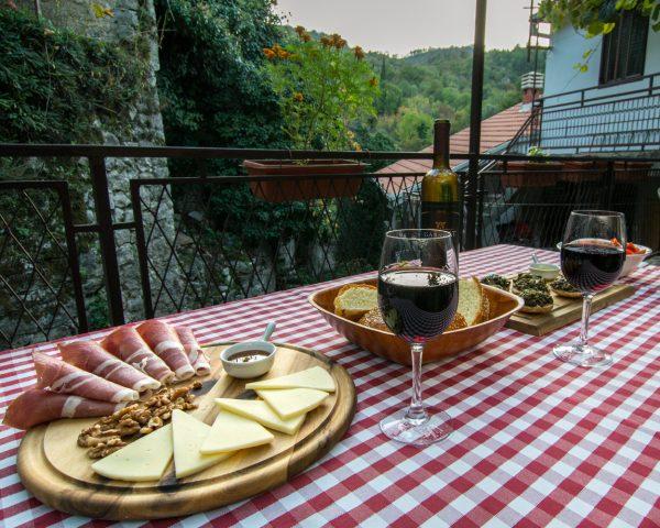 Experience historic Godinje, Montenegro