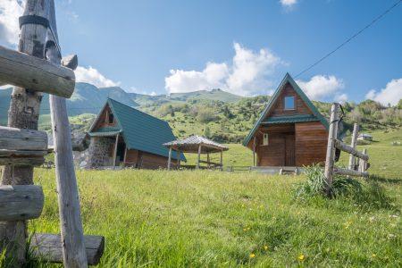 Family Cabins on Bjelasica Mountain in Montenegro