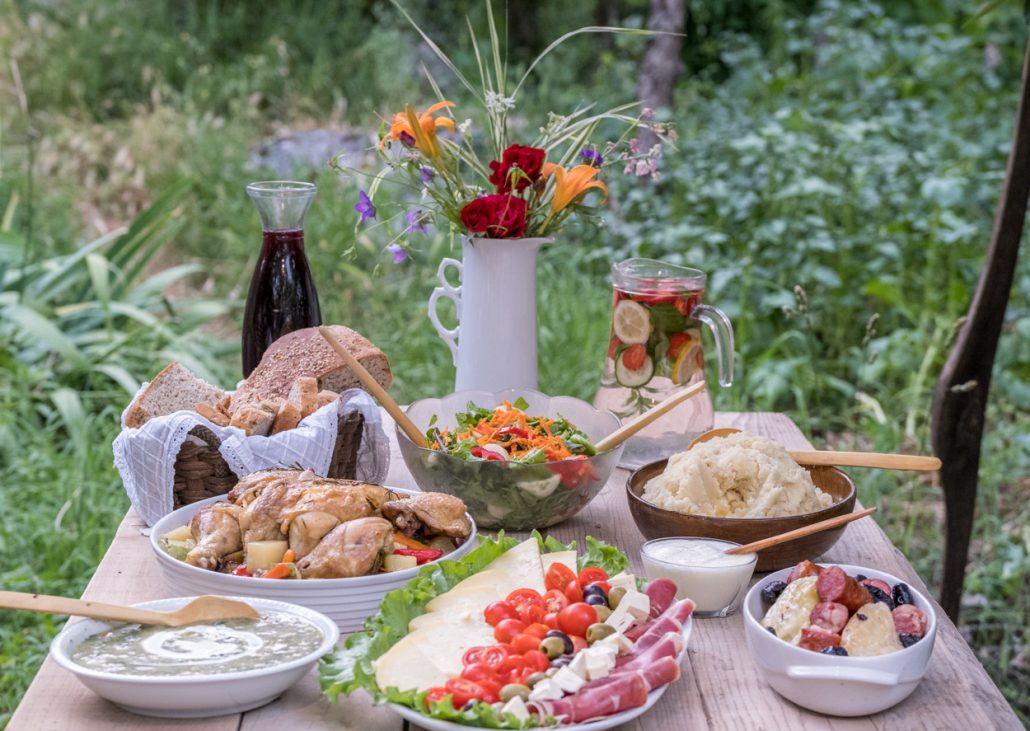 Farm to fork - a unique culinary experience in Montenegro